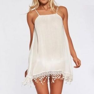 NWT L Space Swimsuit Coverup